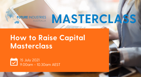 How to Raise Capital Master Class
